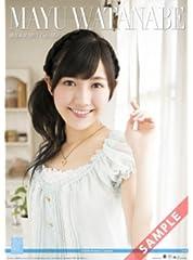 壁掛 AKB48-13渡辺 麻友 カレンダー 2013年