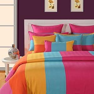 Swayam Linea Stripes Bed Set Stripes
