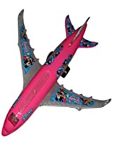 Kritigya Enterprises Mickey Airplane 552 (sdl3683_263, Pink)