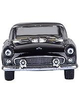 Kinsmart 1:36 Scale 1955 Ford Thunderbird, Black