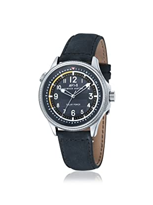 AVI-8 Men's AV-4018-01 Limited Edition Hawker Hunter Black Watch