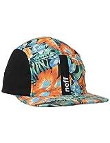 neff Men's Shyah Camper Hat, Black, One Size