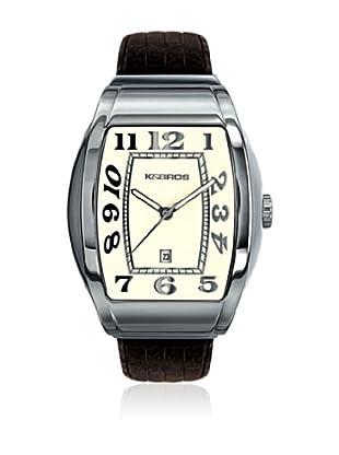 K&BROS Reloj 9424-2 Negro