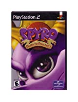 Spyro Enter The Dragon - PlayStation 2