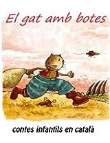 El gat amb botes (Contes infantils en català) (Catalan Edition)