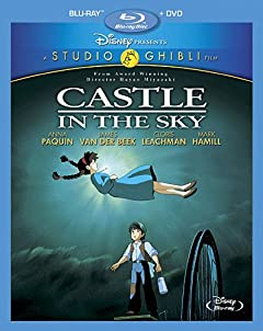 天空の城ラピュタ 北米版 [Blu-ray]