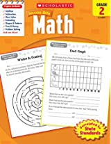 Quality value Scholastic Success With Math Gr 2 By Scholastic Teaching Resources