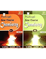 Pradeep's New Course Chemistry - Class XII (Set of 2 Volumes)