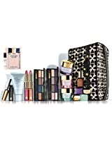 Estee Lauder 2013 8 Pcs Skincare Makeup Gift Set with Cosmetic Bag Plus New Modern Muse Fragrance