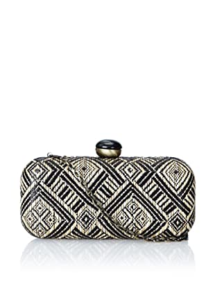 Urban Expressions Women's Malibu Clutch, Black