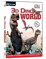 3D DINO WORLD