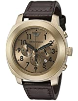Emporio Armani Analog Beige Dial Men's Watch - AR6062