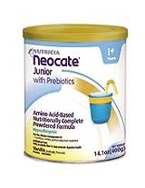 Neocate Jr w/ Prebiotic Fiber Vanilla Case of 4