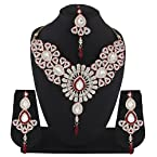 Miraculous Bridal Patwa Necklace Set