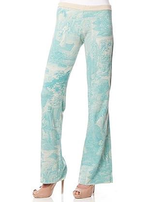 Custo Pantalón Sakai (Multicolor)
