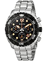 Bulova Analog Black Dial Men's Watch - BL 98B244