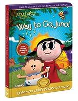Juno Baby — Way to Go, Juno!