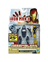 Iron Man Sonic Camo Iron Man 3 Movie Assemblers Action Figure