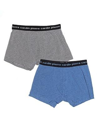 Pierre Cardin Pack 4 Boxer Caballero Algodón (Surtido)