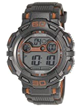 Sonata Ocean Series II Digital Grey Dial Men's Watch - 77009PP03J