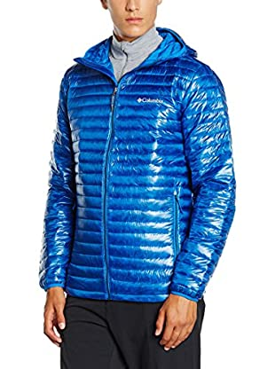 Columbia Chaqueta Guateada Platinum Plus 740 TurboDown Hooded