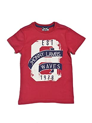 Camiseta Leon (Rojo)