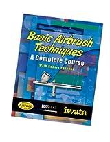 Iwata-Medea Artool Basic Airbrush Tech Book