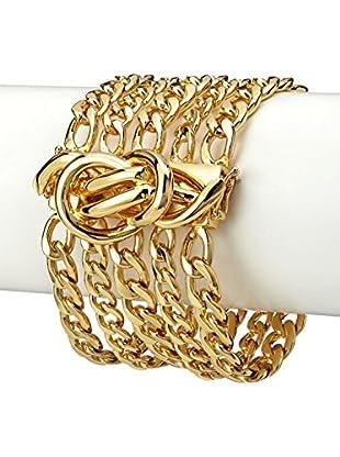 Rachel Zoe Multi Row Knot Bracelet