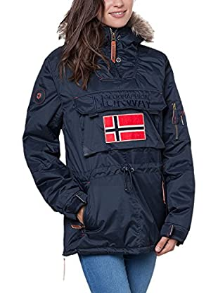Geographical Norway Jacke Auberginela
