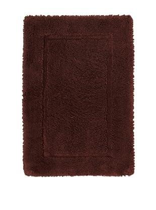 Terrisol Cotton Non-Slip Rug (Chocolate)