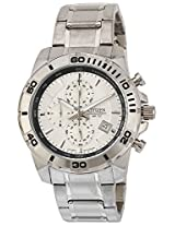 Citizen Analog White Dial Mens Watch-AN3490-55A
