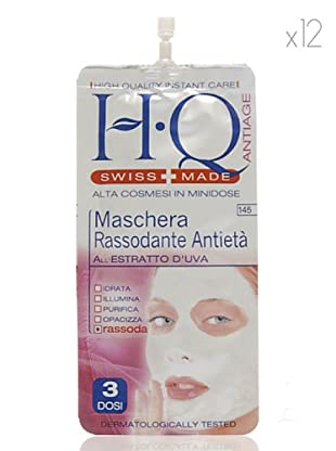 HQ Kit De 12 Productos Mascarilla Anti edad 15 ml cad.