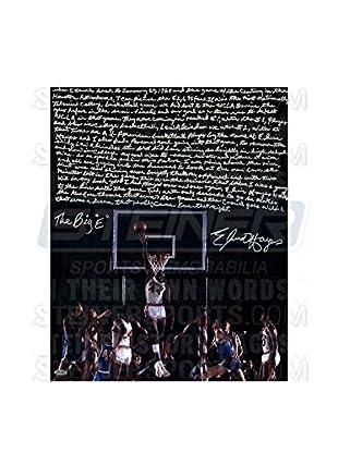 Steiner Sports Memorabilia Elvin Hayes Signed Story Photo, Multi, 20