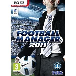 Football Manager 2011 (輸入版)