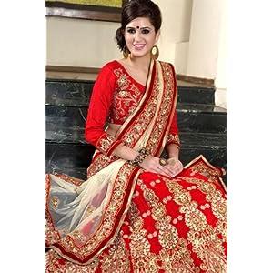 Wedding Bridal Embroidered Lehenga