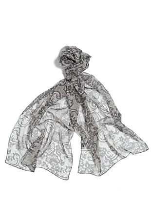 Furla Foulard Mambo blanco/negro