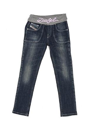 Diesel Kid Mädchen Jeans Panory (Blau)