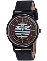 MTV Analog Multicolor Dial Men's Watch - B7019BK