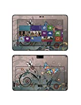Decalrus - Matte Protective Decal Skin skins Sticker for Dell Latitude 10 Tablet with 10.1 screen (IMPORTANT: Must view IDENTIFY image for correct model) case cover Latitude10-155