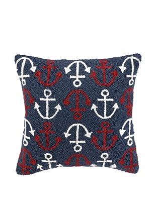 Peking Handicraft Ship Anchors Hook Pillow