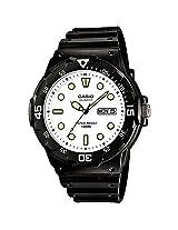 Casio Enticer Analog White Dial Men's Watch - MRW-200H-7EVDF (A597)