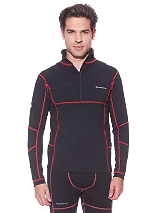 Grifone Camiseta Exp Weight (Negro / Rojo)