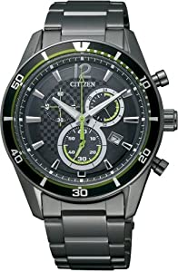 [シチズン]CITIZEN 腕時計 ALTERNA オルタナ Eco-Drive エコ・ドライブ クロノグラフ VO10-6743F メンズ