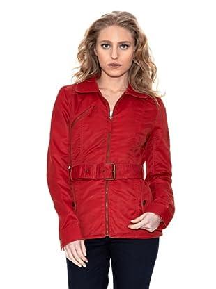 Springfield Cazadora nylon (Rojo)