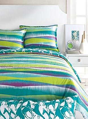 Trina Turk Vista Stripe Comforter Set