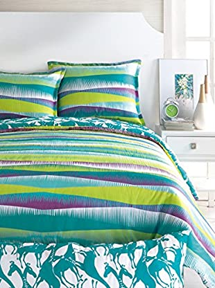 Trina Turk Residential Vista Stripe Comforter Set