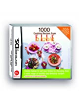 1000 Cooking Recipes from Elle à Table (Nintendo DS) (NTSC)