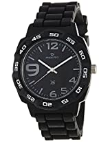 Maxima Analog Black Dial Men's Watch - 27662PPGW