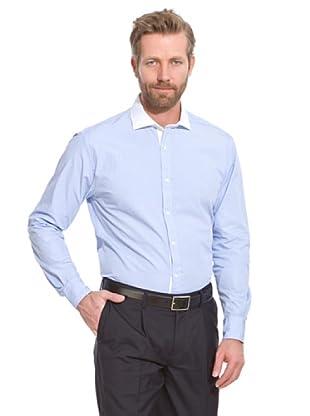 Cortefiel Camisa Coderas (Azul)