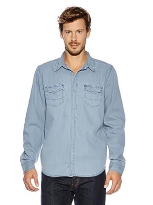 Cross Jeans Hemd (Blau)